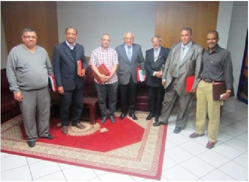 تجديد الثقة في رئيس المجلس البلدي في عضوية المجلس الإداري لجمعية سوس ماسة درعة للتنمية الثقافية