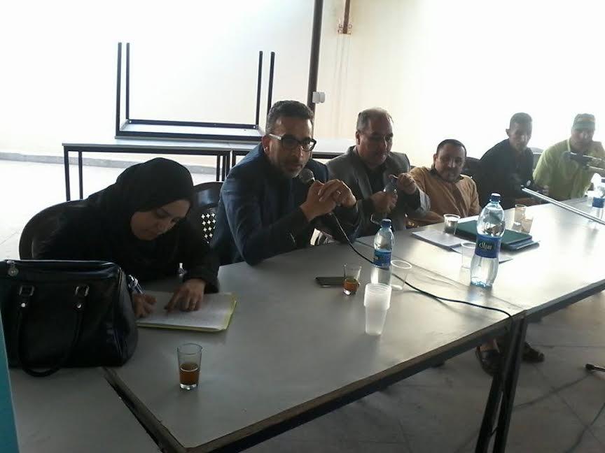 تأسيس الفرع المحلي للتجمع الوطني للأحرار بجماعة الركادة أولاد جرار