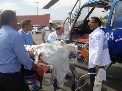 ضحية جديدة من ضحايا فاجعة طانطان تفارق الحياة بمستشفى ابن طفيل بمراكش