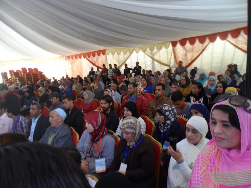 اختتام فعاليات المعرض الجهوي للصناعة التقليدية بأكادير بتكريم ثلة من الصناع التقليديين في مختلف الحرف والمهن المشهورة بالجهة