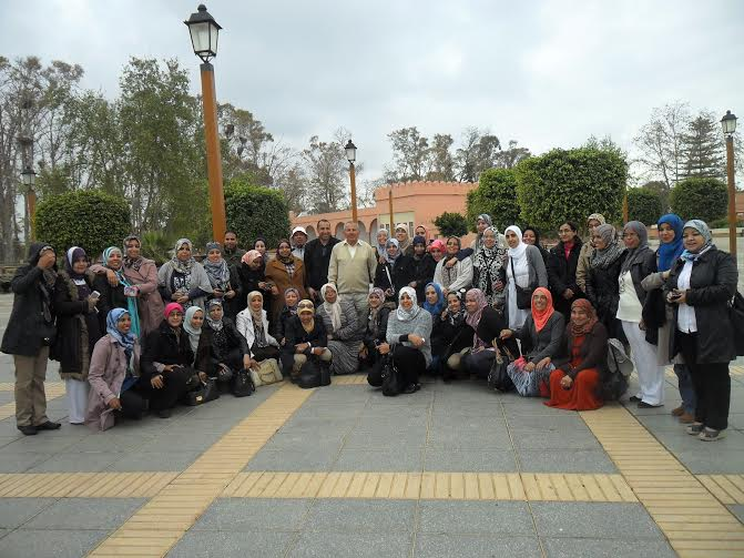 حول رحلة أطر التعليم الأولي لشمال المغرب