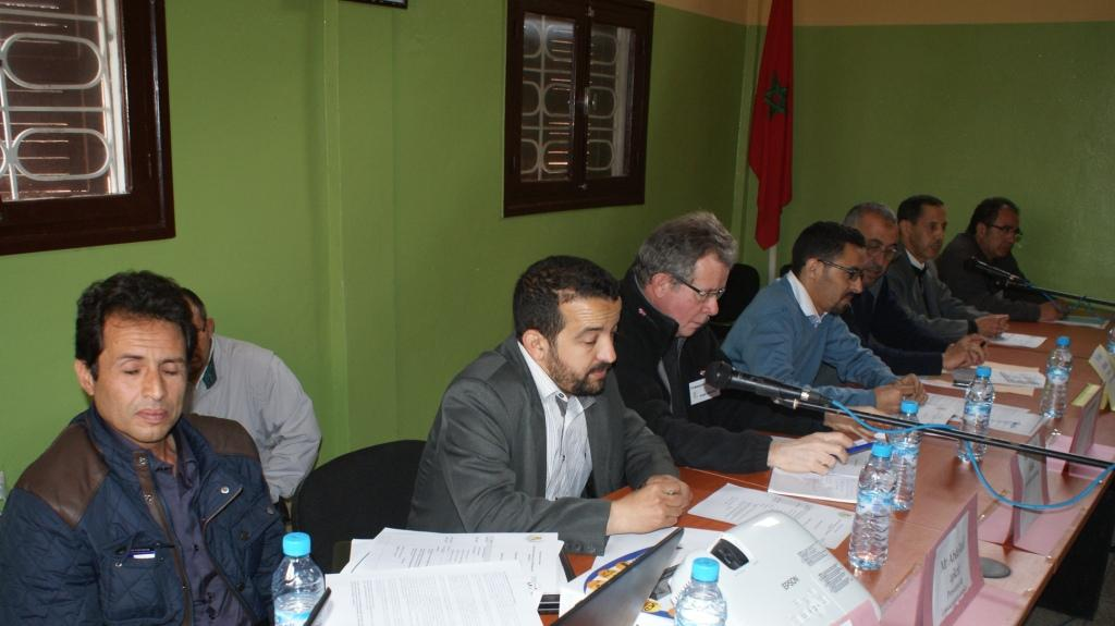 الملتقى الأول المنظم من طرف جماعة وجان يأخذ صبغة دولية