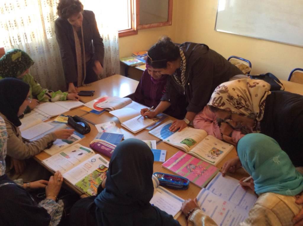 جمعية تربط محو الأمية بنيل الشهادات المدرسية وتدعو غير المتمدرسين للترشح لاجتياز الامتحانات في فئة الأحرار
