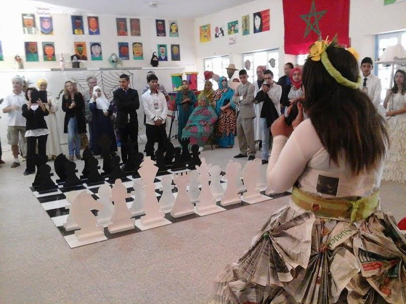 ميراللفت : معرض فني لاطلاق العنان للابداع و الخيال
