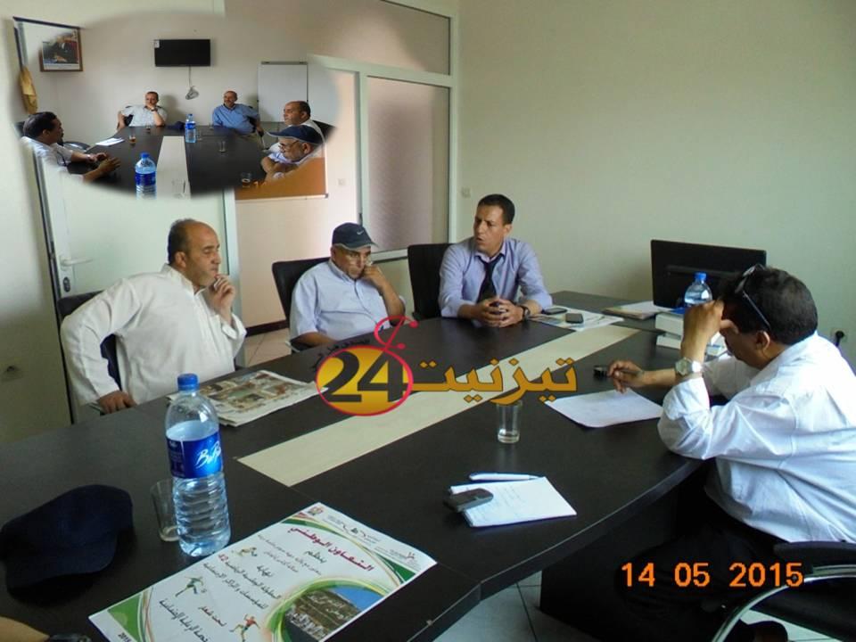 المنسقية الجهوية للتعاون الوطني بأكادير تضع آخر اللمسات والترتيبات استعدادا لنهائي البطولة الوطنية الرياضية 42