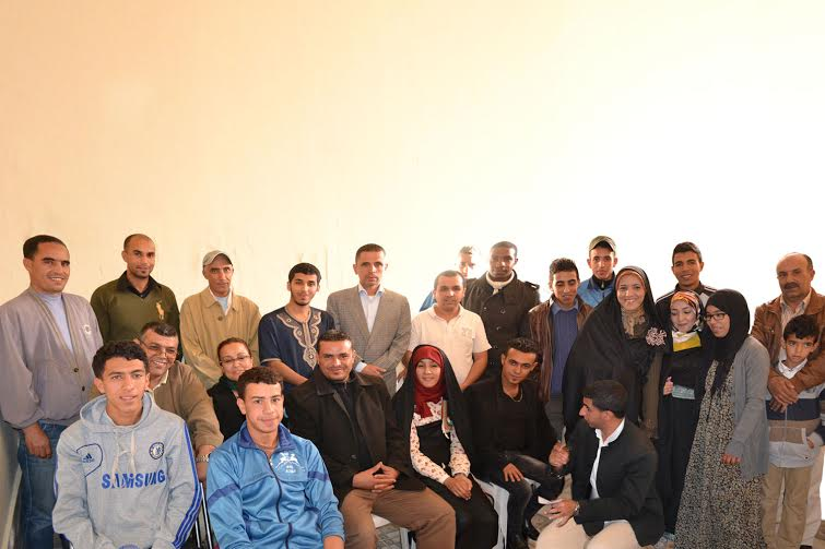 حزب التقدم و الاشتراكية بتافراوت يعقد لقاء تواصليا