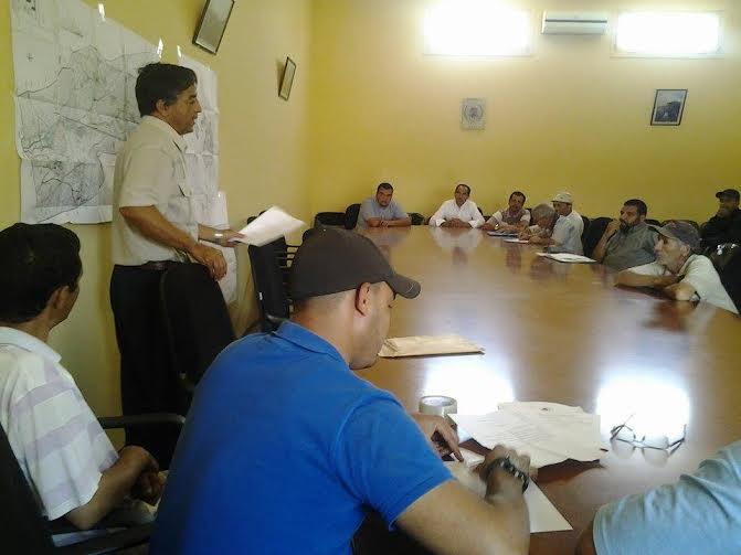 أولاد جرار : المجلس الجماعي للركادة يعقد لقاءا تشاوريا مع جمعيات المجتمع المدني