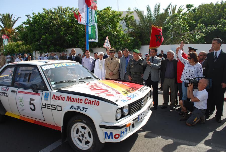 انطلاق المرحلة الثانية من النسخة السادسة لطواف المغرب التاريخي.