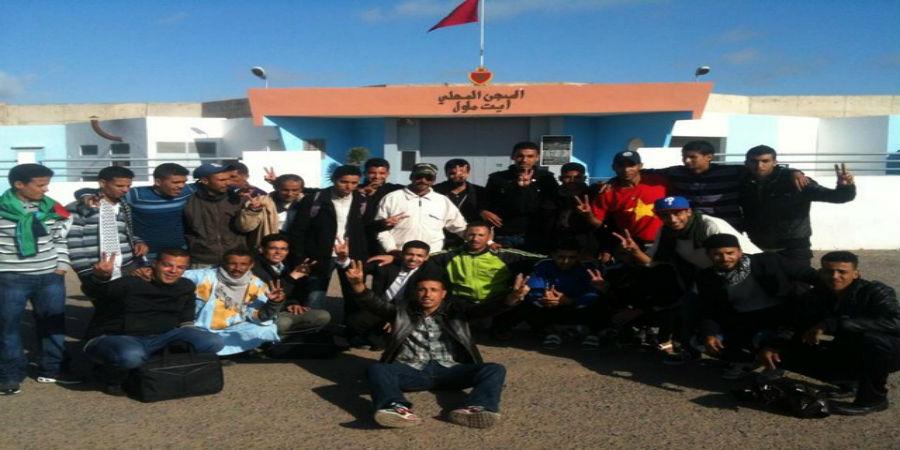منظمة العفو الدولية تحرج المغرب بسبب شهادات حية عن المعاملة القاسية ضد معتقليسيدي افني