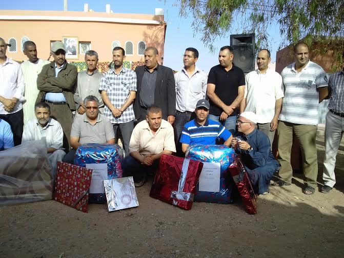 مجموعة مدارس مولاي يوسف بتزنيت تنظم حفلا تكريميا لفائدة أطرها