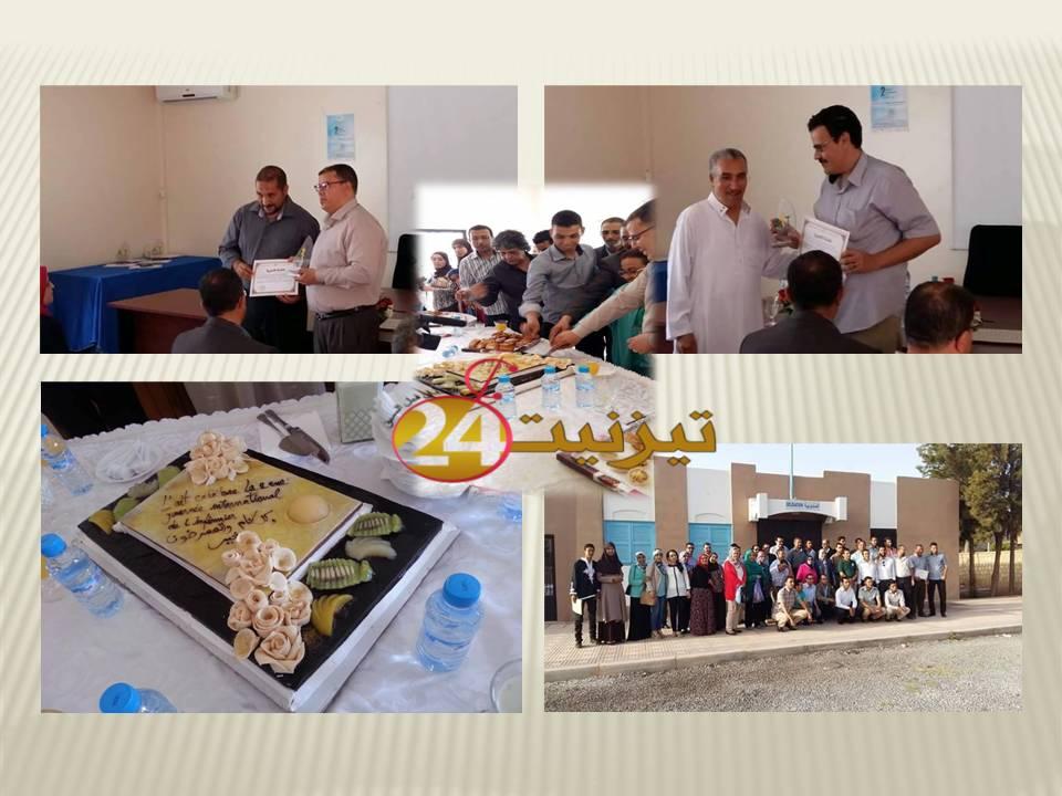 جمعية ممرضي تيزنيت تحتفل باليوم العالمي للممرض