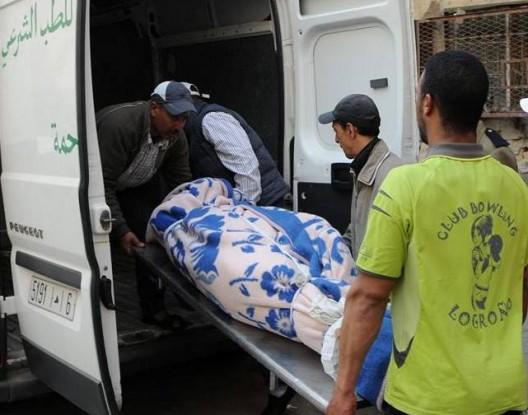 عجوز يذبح زوجته داخل بيتهما بالبيضاء ويسلم نفسه للشرطة