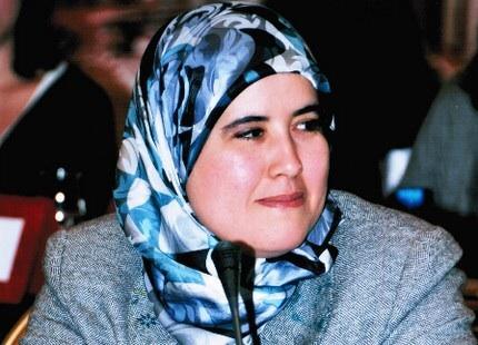 الوزيرة الجديدة جميلة مصلي، ابنة أكادير متزوجة من الأخصاص