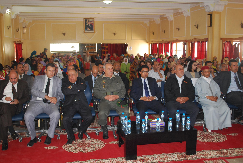 سيدي افني: الاحتفال بالذكرى الثامنة والخمسين لتأسيس التعاون الوطني
