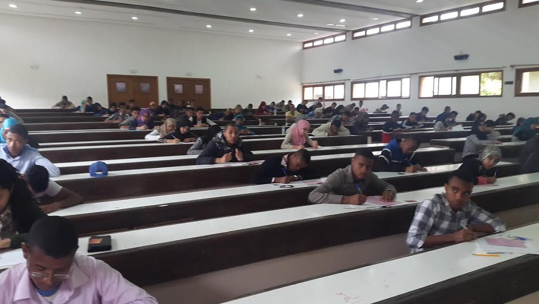 90ألف طالب وطالبة يجتازون امتحانات الدورة الربيعية برسم الموسم الجامعي الحالي بجامعة ابن زهر بأكادير