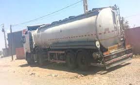 الجمارك تضبط شاحنة محملة بـ10 أطنان من الوقود المهرب في جنح الظلام بتيزنيت