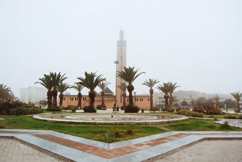 شخص يقتحم مسجد السنة ويروع النساء والأطفال
