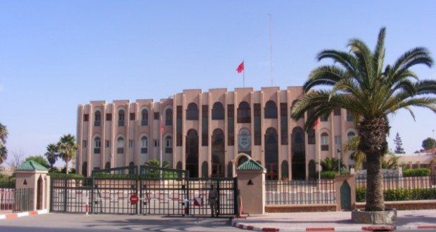 اللوائح المتنافسة في انتخابات المجلس الإقليمي بتيزنيت