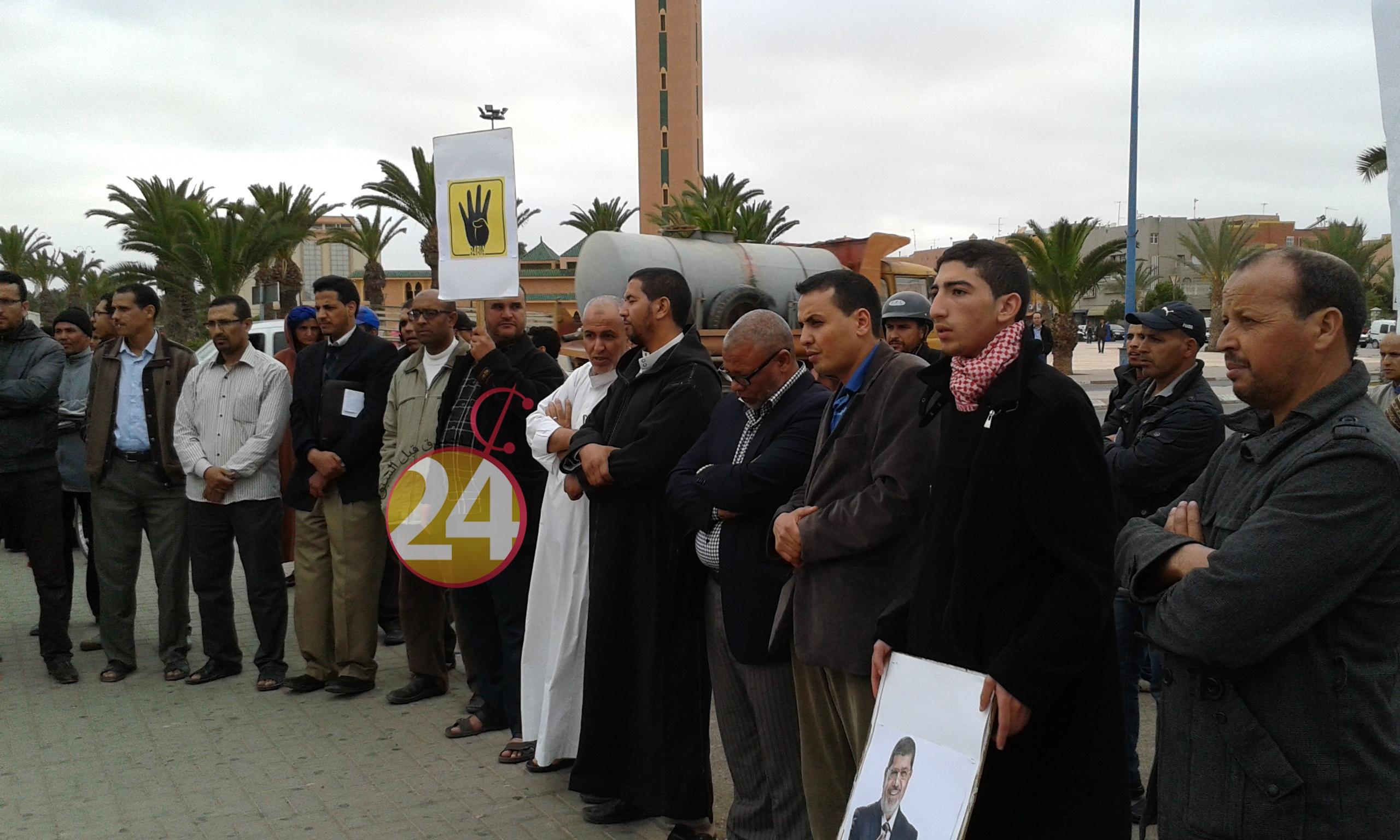 وقفة التوحيد والإصلاح بتيزنيت: من إعدام مرسي إلى مهرجان موازين