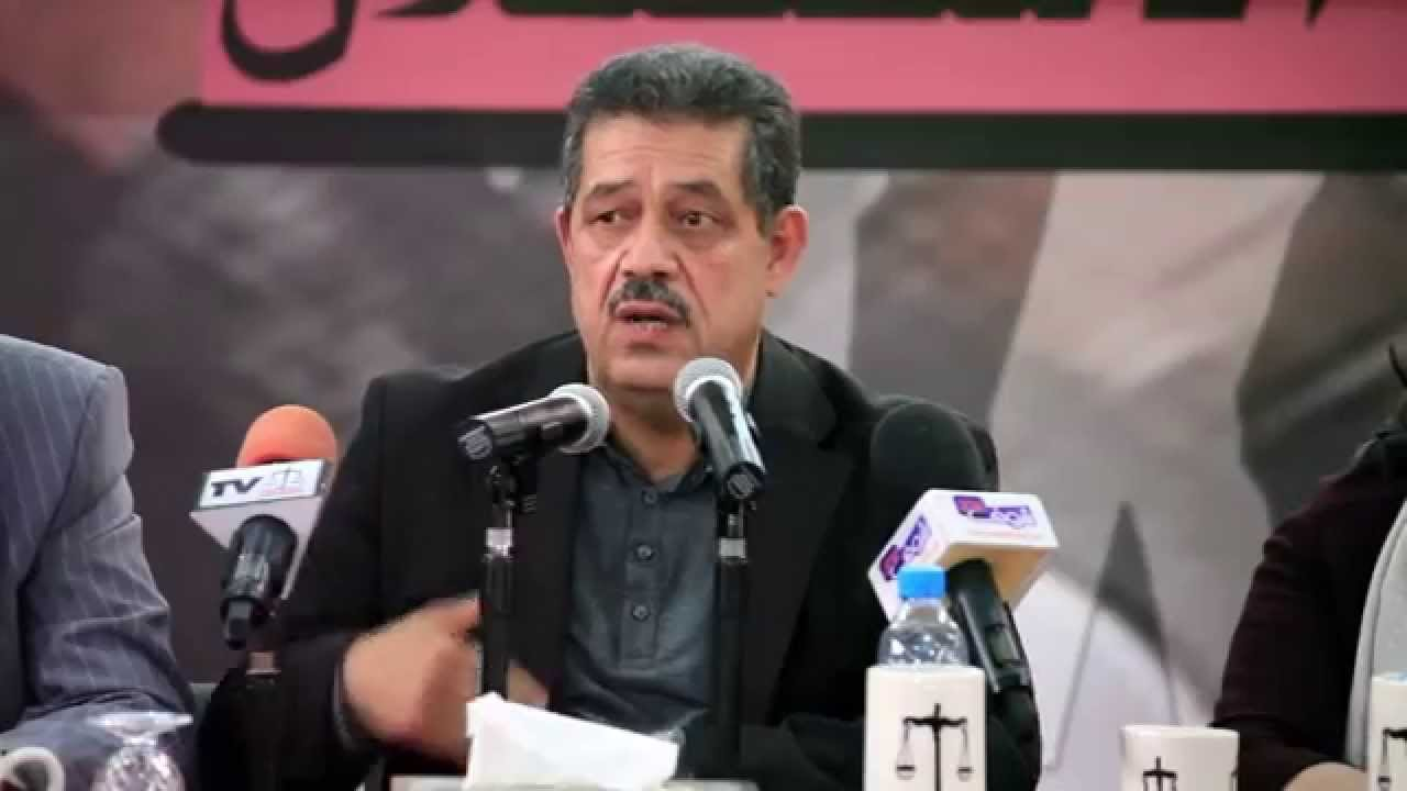 شباط ينفي خبر وفاته في حادث سير