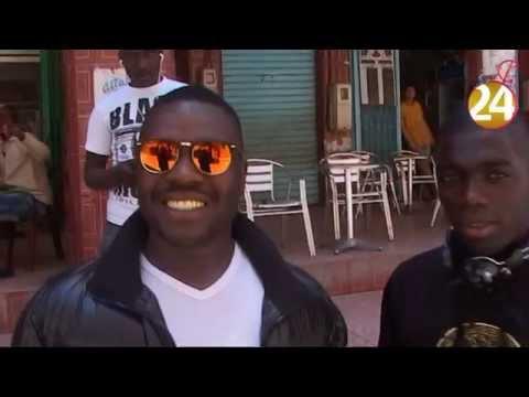 التفاتة إنسانية للمهاجرين الأفارقة المشردين بشوارع تيزنيت