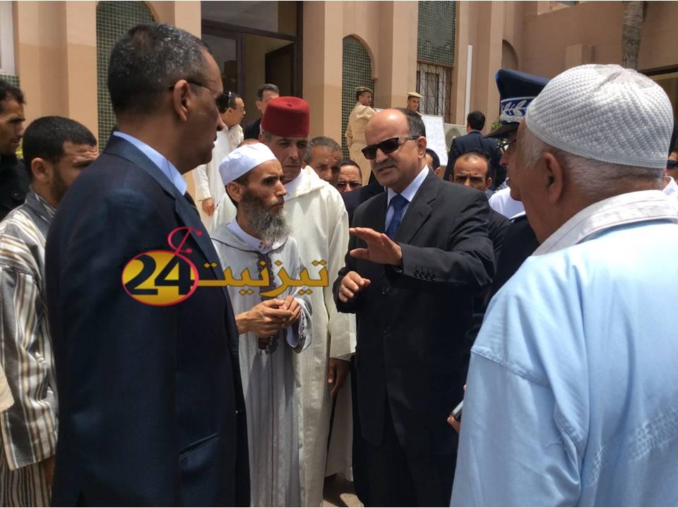 أبو حميدة يحتج بعد خطاب الملك بتيزنيت لهذا السبب…