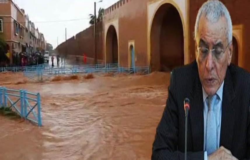 البلدية تعلن انطلاق مشروع حماية المدينة القديمة من الفيضانات بعد عيد الفطر