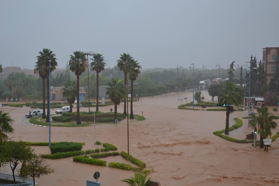 هذا هو موعد انطلاق أشغال قناة تصريف مياه الأمطار بشارع سيدي عبد الرحمن بتيزنيت