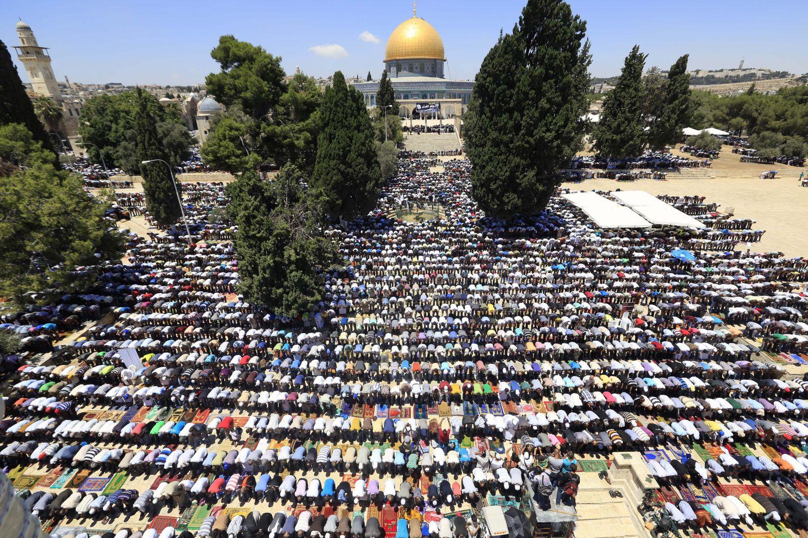 مدينة تيزنيت تخلد الذكرى الرابعة ليوم القدس