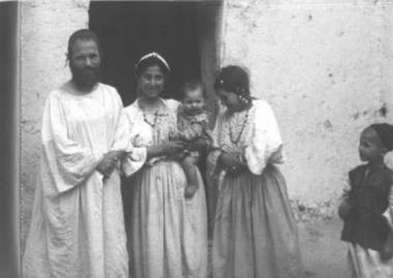 اليهود الأمازيغ بتهالة :التاريخ والخصوصية وتعايش الديانات