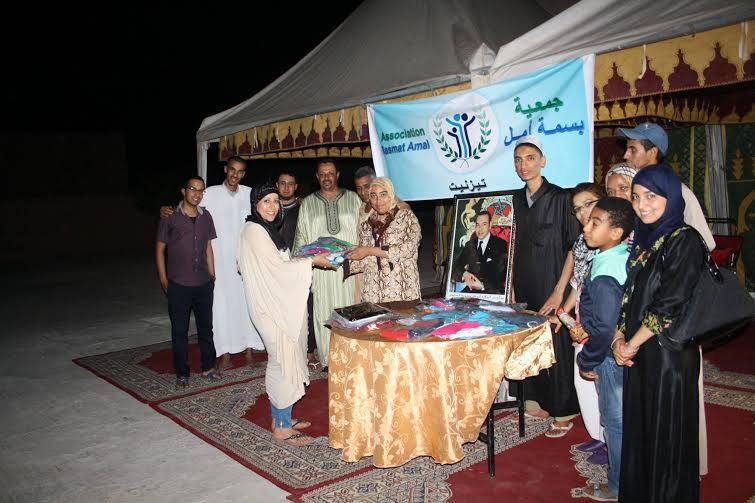 تيزنيت: جمعية بسمة أمل تنظم إفطارا جماعيا لفائدة الأطفال المتخلى عنهم بمستشفى الحسن الأول