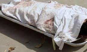 اكتشاف جثة مشرد بزنقة الراميقي بتيزنيت
