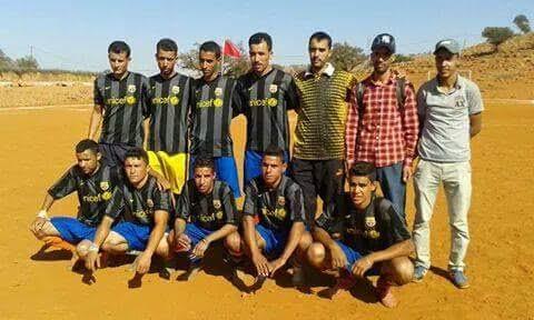 إغير ملولن: تنظيم دوري عيد الفطر لكرة القدم في نسخته الثالثة