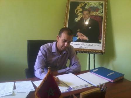 رئيس جماعة تيوغزة يلتحق بحزب التقدم والاشتراكية