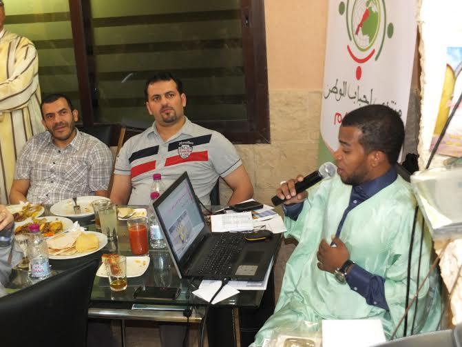 سرحان سليل تيزنيت يتألق في قلب الدوحة