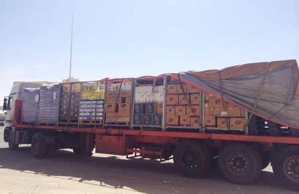 ضبط أطنان من الملابس المستعملة على متن شاحنتين يشتبه أنها قادمة من الجارة الموريتانيا