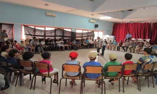 مخيم لغوي هو الأول من نوعه بالمغرب لإكساب الناشئة عربية فصيحة