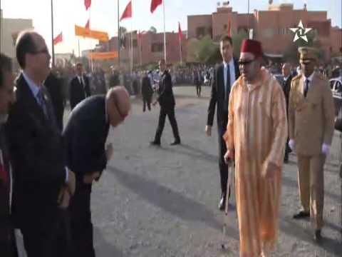 انباء عن تاجيل الزيارة الملكية لاقليم تيزنيت