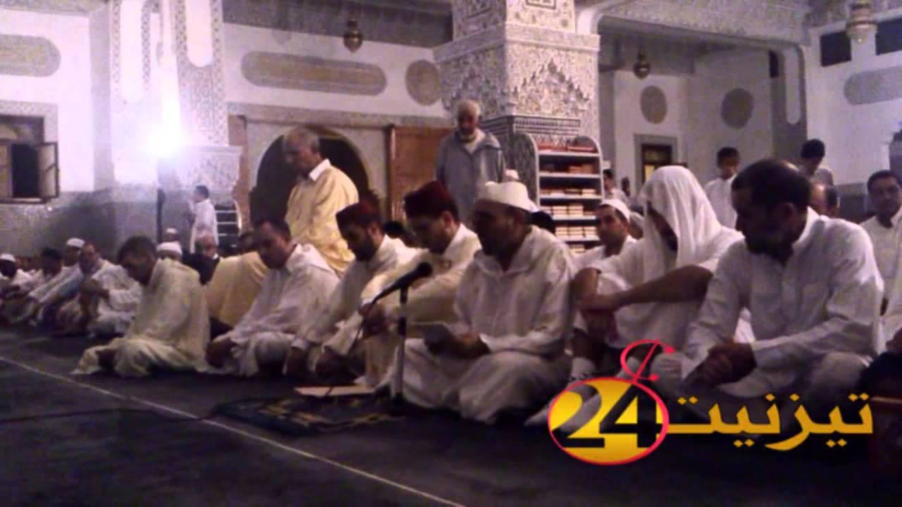 إحياء ليلة القدر بمسجد أبي بكر الصديق بتيزنيت
