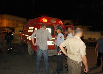 أكادير: انفجار قنينة غاز بمطعم