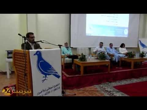 الحمامة تبدأ حملتها الانتخابية بندوة صحفية