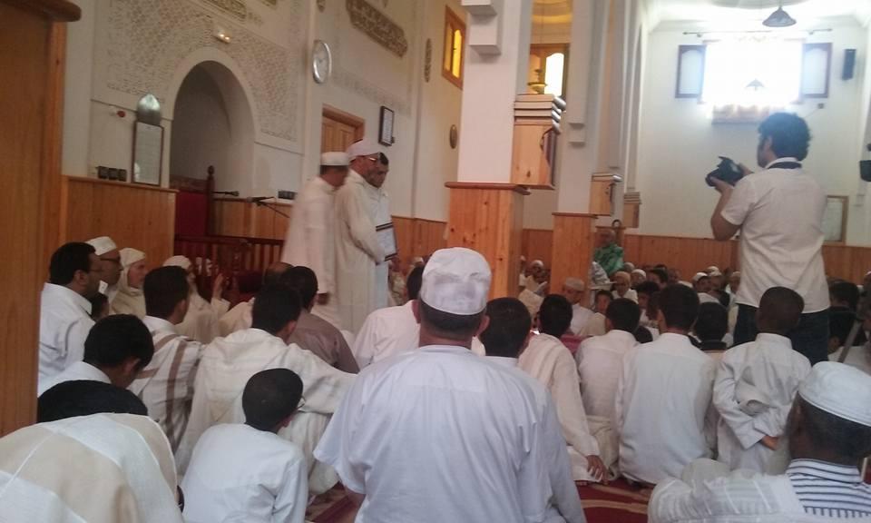 جمعية تاكسوين بالساحل تنظم حفلا قرآنيا لتكريم حفظة كتاب الله