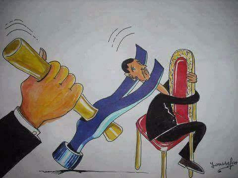 """مرض """" التمسك بالكرسي """""""