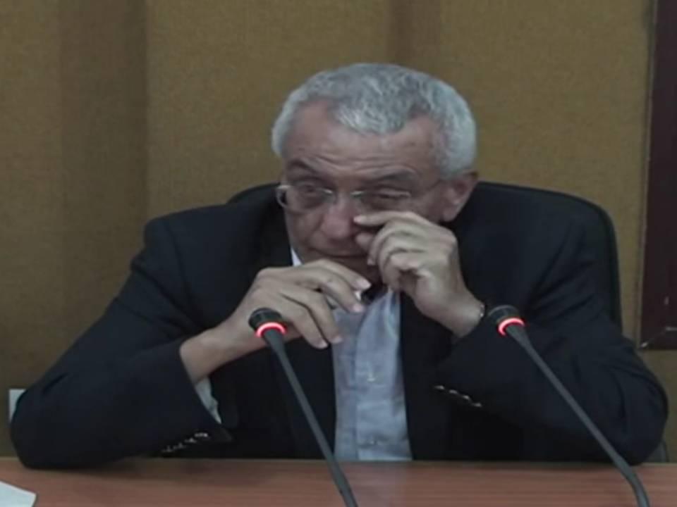 بكلمات مؤثرة عبد اللطيف أوعمو يودع موظفي بلدية تيزنيت