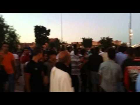 كلميم : احتجاج على الانقلاب على إرادة الساكنة