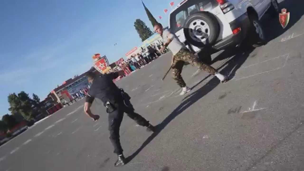 استعراض لقوات الشرطة المغربية