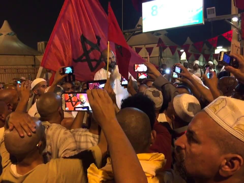 حجاج مغاربة يحتجون بسبب سوء التنظيم