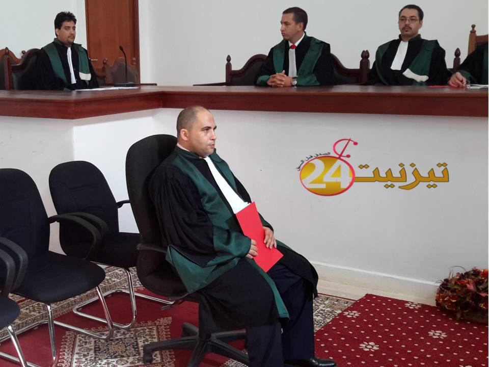 طانطان : عامل الاقليم يشرف على حفل تنصيب وكيل الملك هشام الحسني
