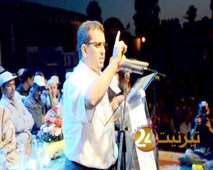 محمد الشيخ بلا وكيل اللائحة المحلية للأحرار بتيزنيت: 100 إجراء لتنمية المدينة هو ما ستحاسبونا عليه غدا