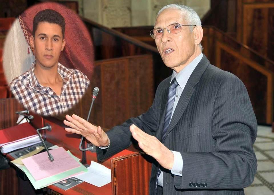 رسالة عتاب من طالب بالكلية إلى السيد الوزير الداودي إثر تصريحاته المهينة لطلبة الكلية